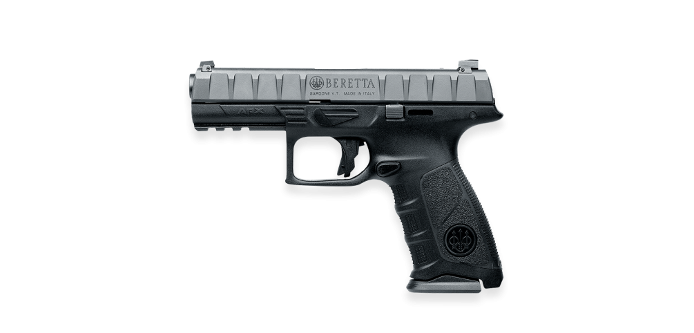 The Beretta APX – Hideous.