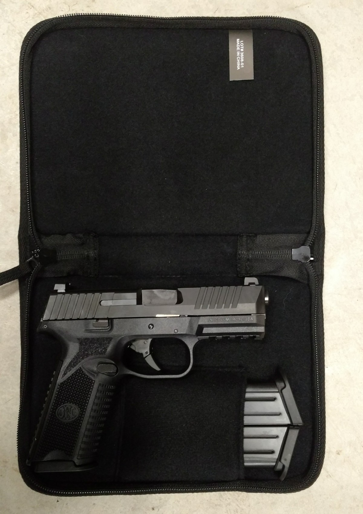 First Impressions: The FN 509
